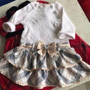 Gymboree & youngland baby dress